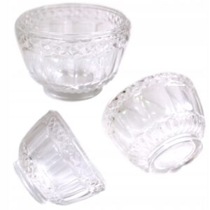 BALANCERY GLASS BOWL 9 CM SNACK BOWL STA225M