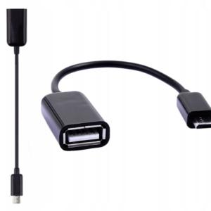 KABEL PRZEJSCIOWKA USB -100- XA046 WAW
