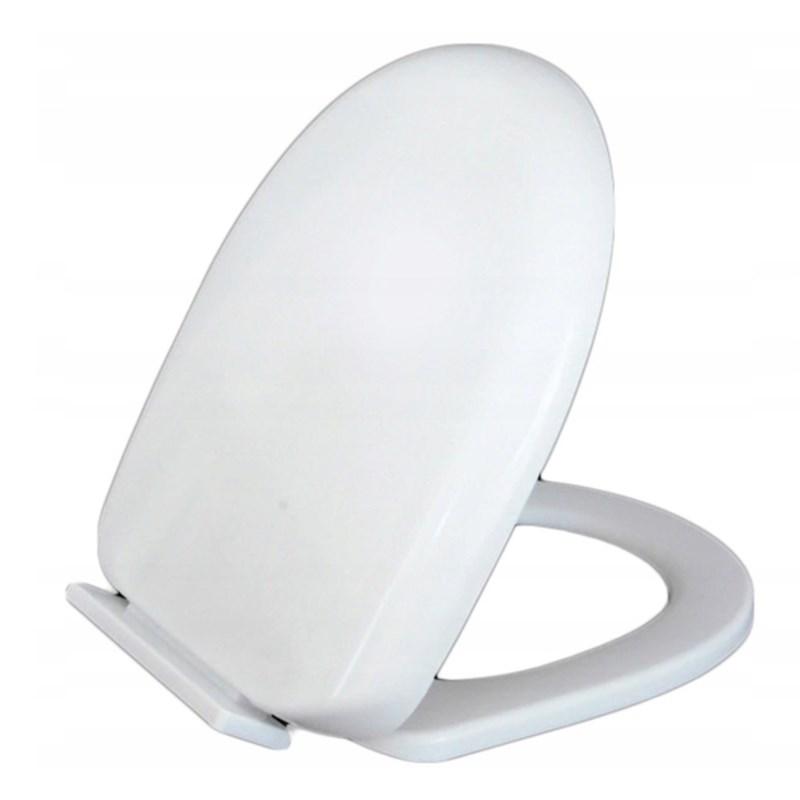 Deska sedesowa wc uniwersalna wolnoopadająca XJ3695