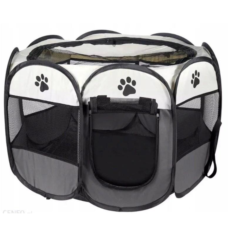 Składany kojec dla psa kota legowisko 114x58 CM XJ3947